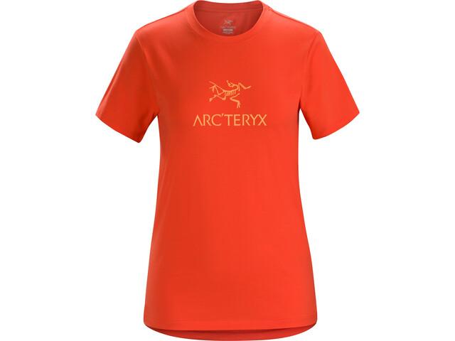 Arc'teryx W's Arc'Word SS T-Shirt Aurora
